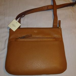 NEW Fossil Tessa Crossbody Bag